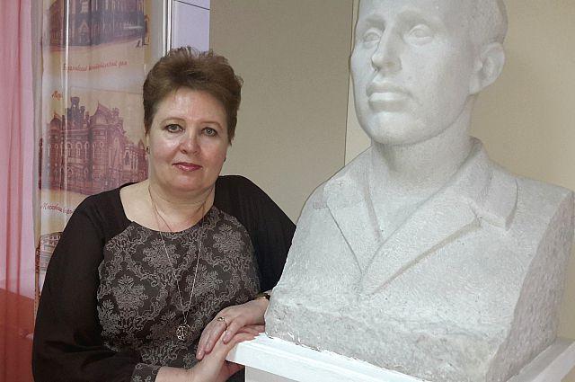 Татьяна Солдатенко.