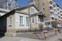 Дом-музей Сухановых во Владивостоке.