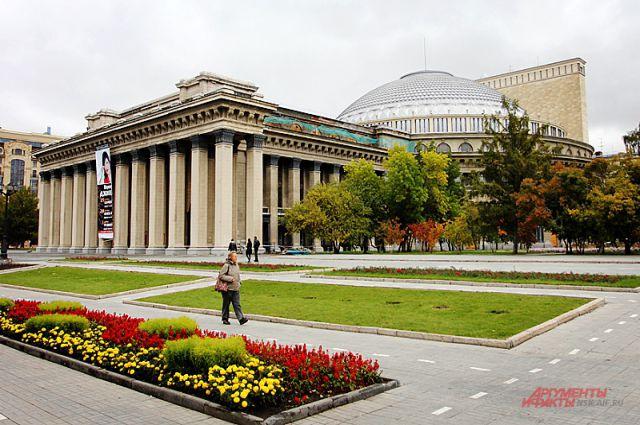 Оперный театр Новосибирска закроют на реконструкцию