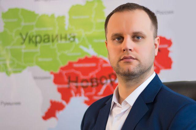 Павел Губарев.
