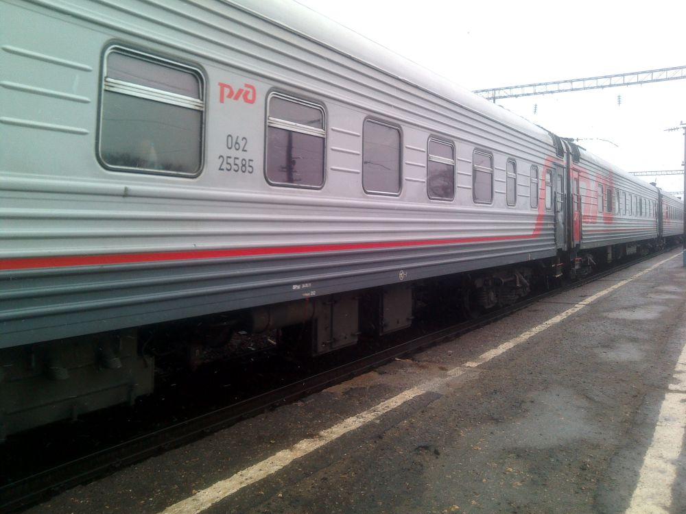 9 апреля. Столкновение пассажирского поезда Волгоград — Москва с локомотивом в Липецкой области