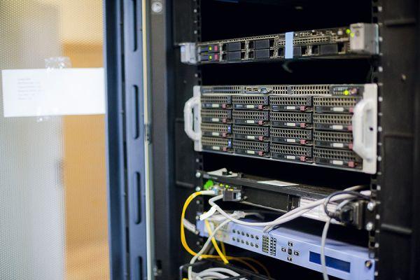 Сервер для хранения коллекции сервиса «Видеопрокат» IP-TV.