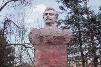 Бюст Н. Пржевальского.