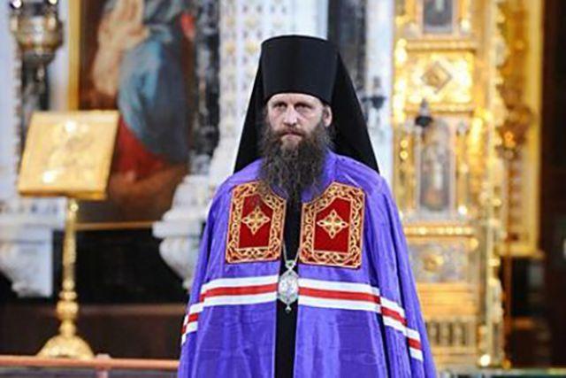 Епископ Петропавловский и Камчатский Артемий.