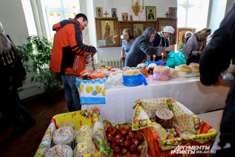 Именно в этот день можно оценить мастерство иркутских хозяек.