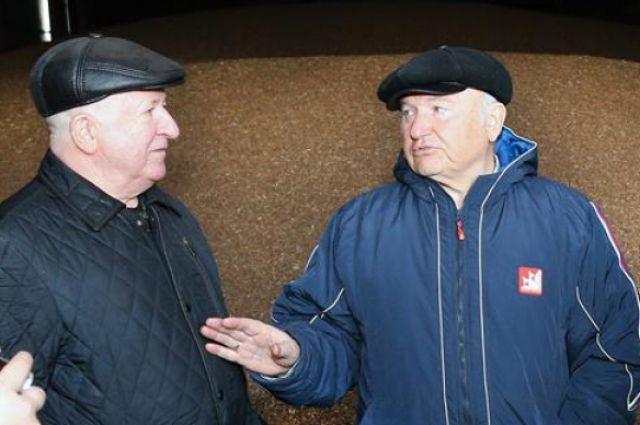 в прошлом году сельхозпредприятие Юрия Лужкова вырастило около 600 тонн гречихи.