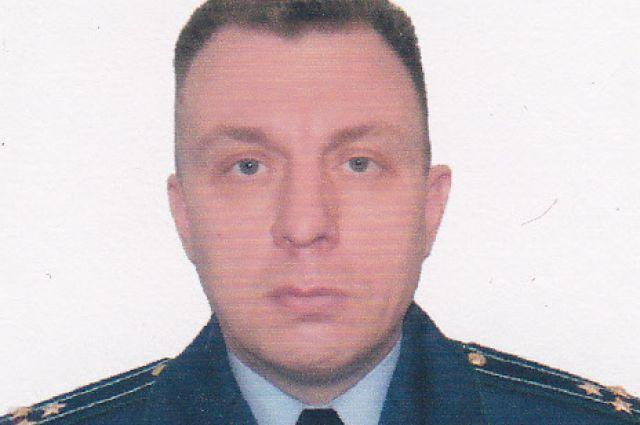 Прокурор Копейска Максим Варфоломеев