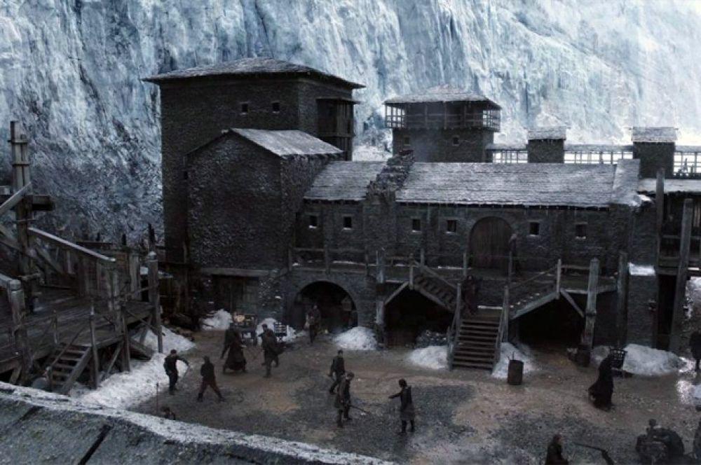 Черный замок.