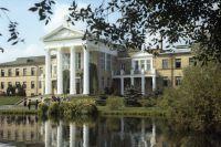 Главное здание ботанического сада имени Н. В. Цицина.