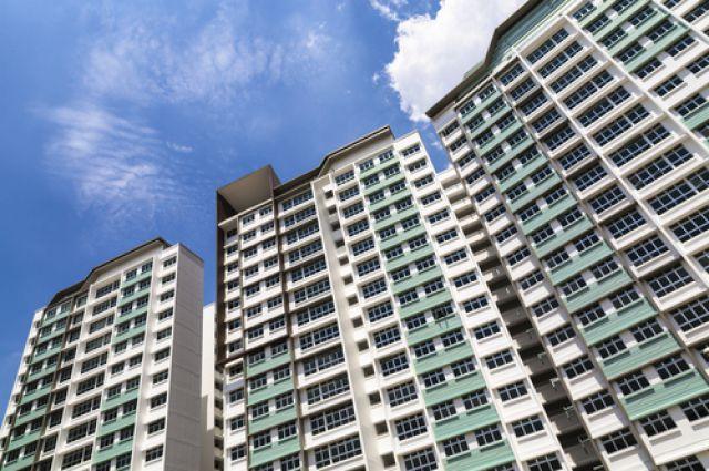 На выделенных земельных участках можно будет построить многоквартирные дома.