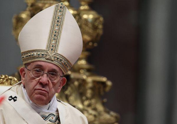 10. Папа Римский Франциск - регулярный фигурант официальной десятки самых влиятельных людей мира по версии журнала Time