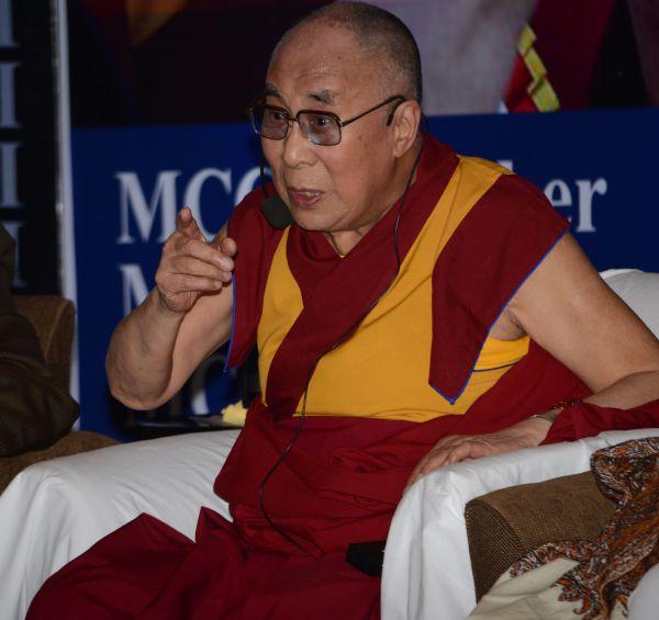 7. Далай-лама наравне с Папой Римским регулярно входит в список сильных мира сего по версии Time