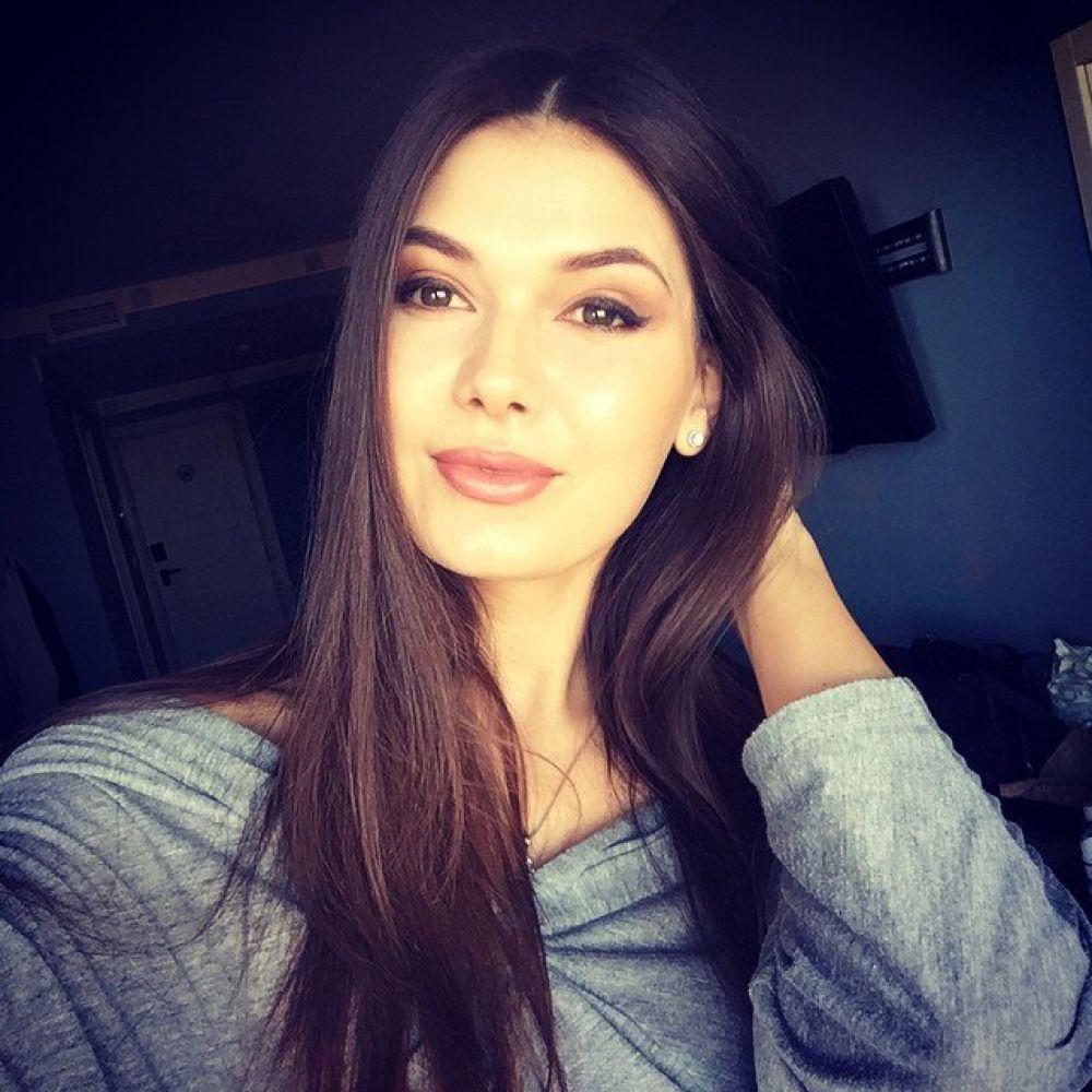 Анжелика Помитун, Симферополь.