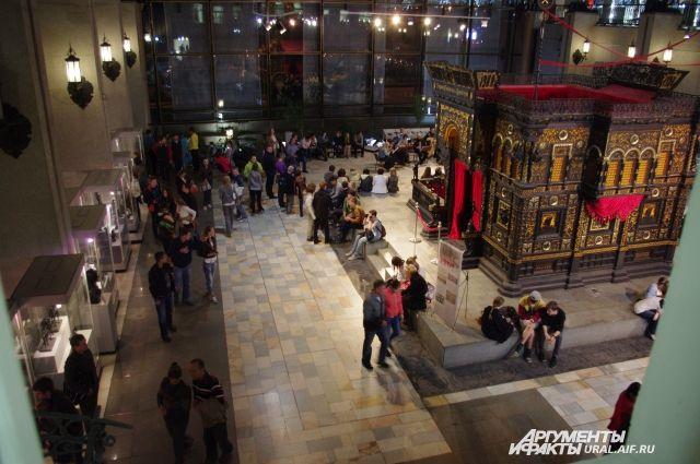 Музей ИЗО Екатеринбурга устроит в одном из своих зданий большой рок-концерт