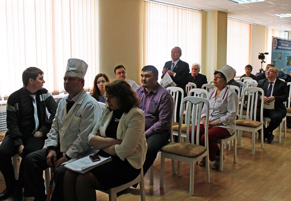 Участники слушаний одобрили госзаказ