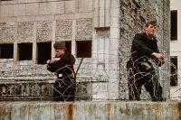 Берлинская стена — один из символов Холодной войны.