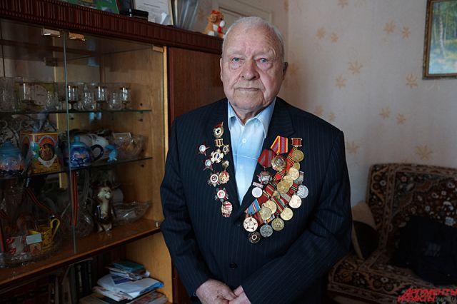 Евгений Серебряков.