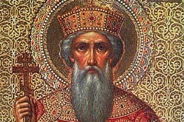 Святой князь Владимир.
