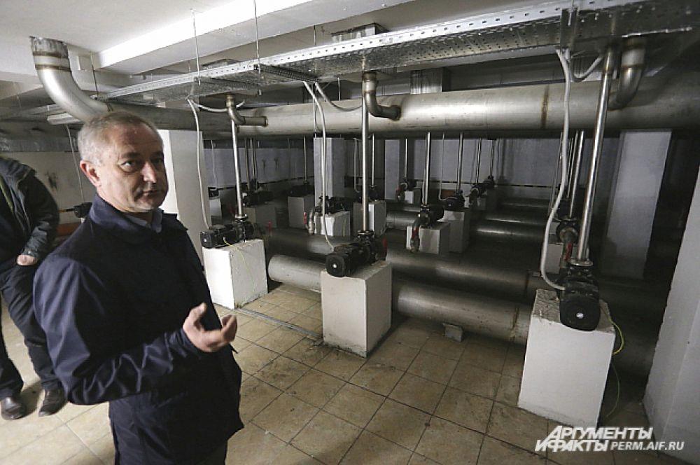 Замглавы администрации Перми Анатолий Дашкевич рассказал о том, какие работы были проведены.
