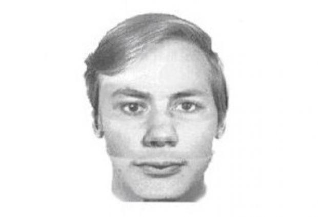 Фоторобот мужчины, напавшего на девочку в Калининграде.