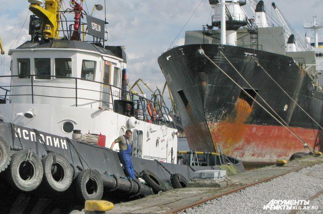 крюинги севастополя работа для рыбаков