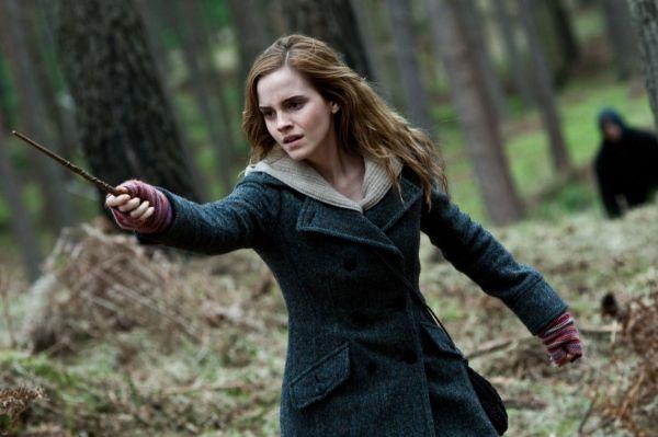 За заключительную (седьмую) часть поттерианы - «Гарри Поттер и Дары Смерти» (2010) актриса получила сразу три премии Teen Choice Awards.