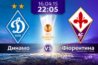 «Динамо» Киев – «Фиорентина»