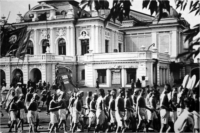 На выставке будут представлены чёрно-белые фотографии Омска.