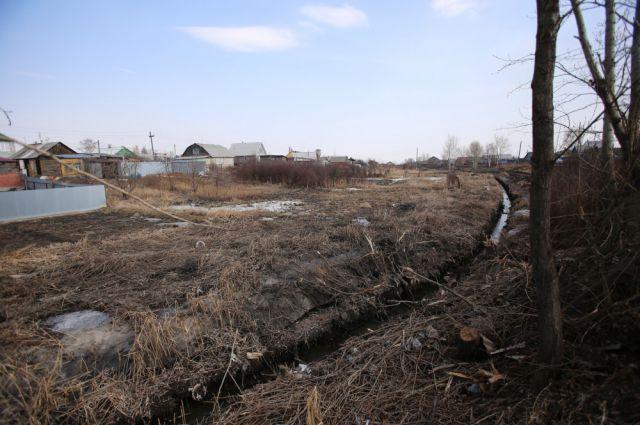 поселок Кадровик.