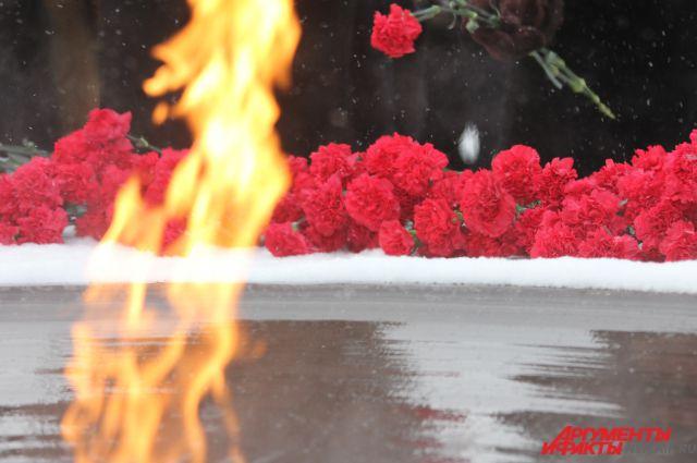 В Новосибирской области проверили вечные огни