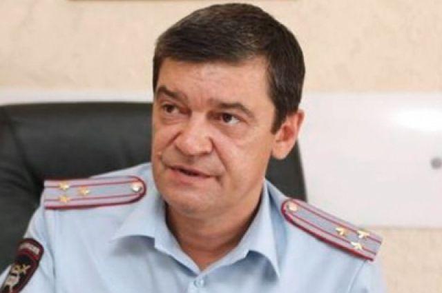 Начальник Госавтоинспекции Калининградской области Андрей Державицкий.