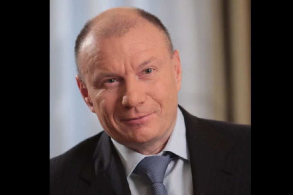 16 апреля. Миллиардер Владимир Потанин стал самым богатым бизнесменом России по версии журнала Forbes.