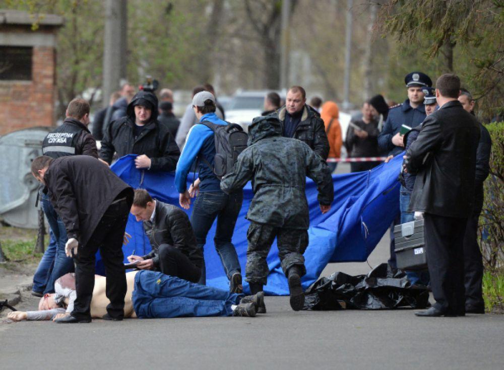 16 апреля. В Киеве неизвестные застрелили украинского журналиста, писателя и телеведущего Олеся Бузину.