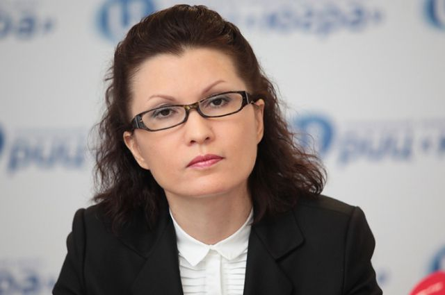 Ольга Белоножкина.