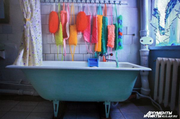 Конкурсная работа «Детский дом». Автор - Максим Хлызов из Читы.
