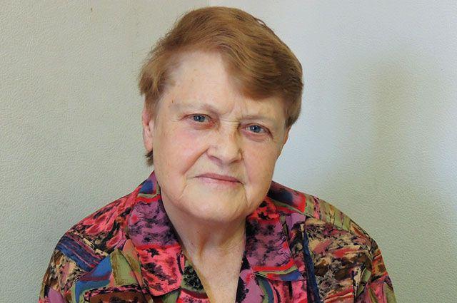 Анна Андреевна не может вспоминать о войне без слёз.