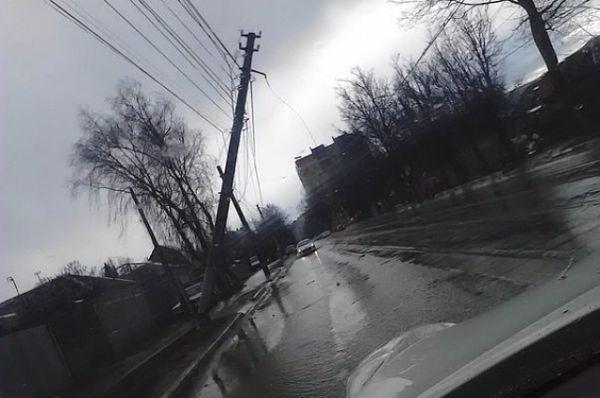 Район улицы Н. Руднева