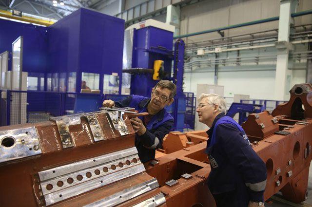В Новосибирской области  упало промышленное производство