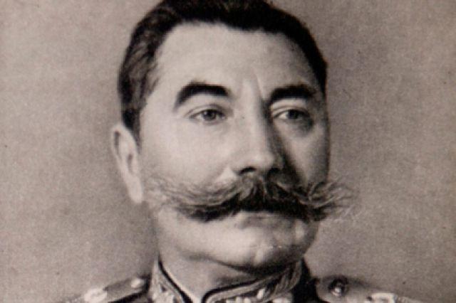 Маршал Семён Будённый.