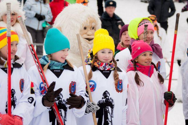 Для кузбассовцев снежный человек уже давно не легенда, а реальность.