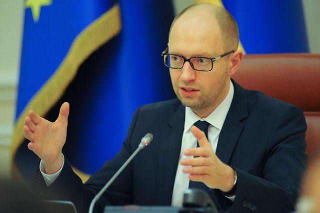 Премьер-министр Украины