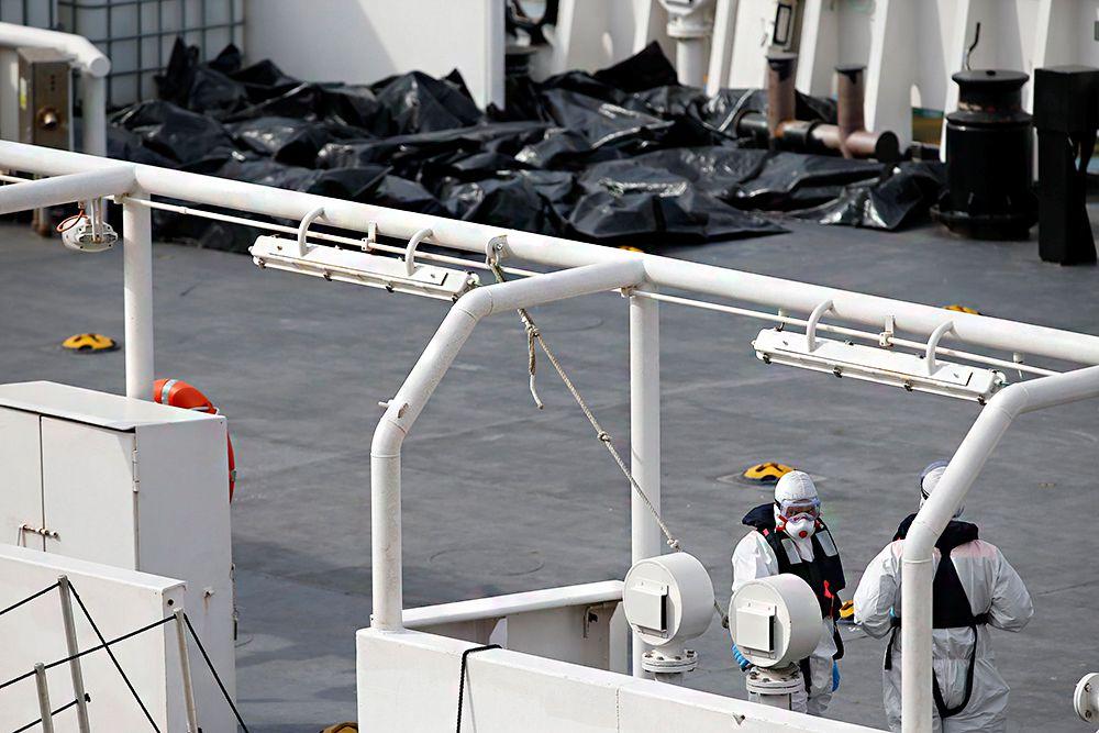 Пока участникам поисково-спасательной операции удалось обнаружить тела 24 погибших, еще 28 человек были найдены живыми.