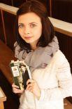 Участница Светлана не расстается со своим литературным «кумиром» ни на минуту