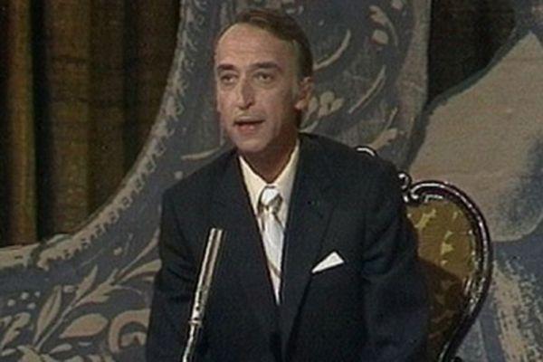 Александр Иванов, ведущий программы «Вокруг смеха». Передача выходила с 1978 по 1990 годы.