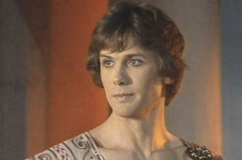 «Прекрасная Елена» (1986). Роль Париса