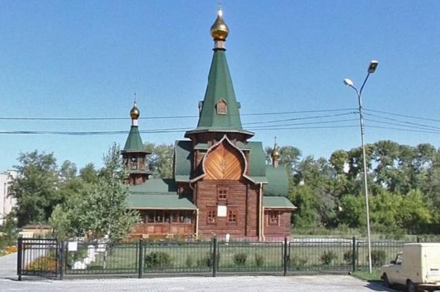 Храм будет передан в собственность прихода.