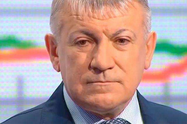 Начальник Главного следственного управления СБУ Василий Вовк.