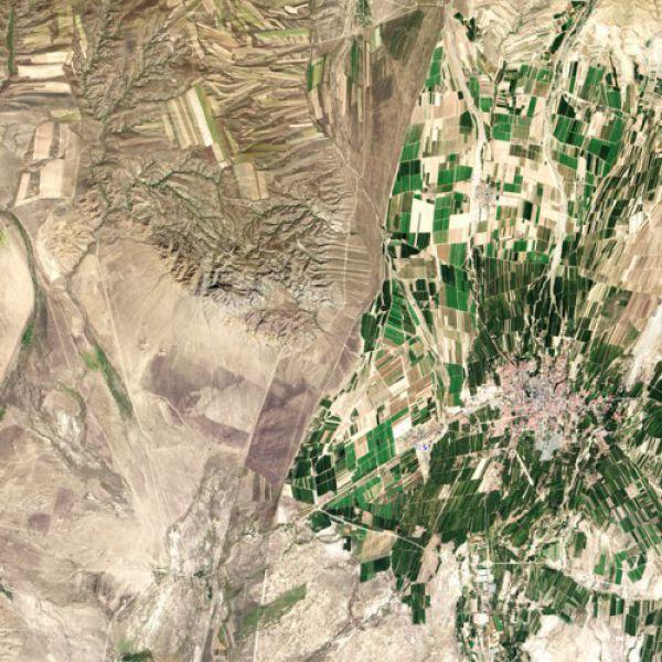 Граница Казахстана и Китая
