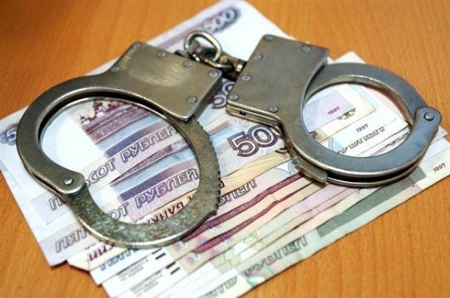 Любовь к деньгам приводит на скамью подсудимых.
