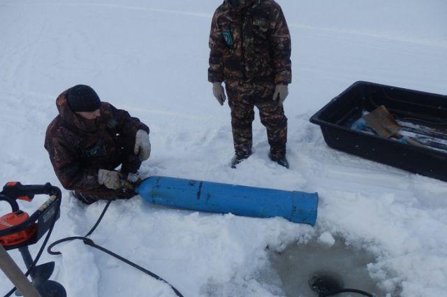 Специалисты минприроды проверили факт гибели рыбы.